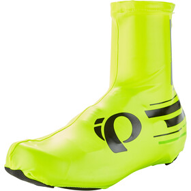 PEARL iZUMi PRO Barrier Lite Shoe Covers screaming yellow/screaming green